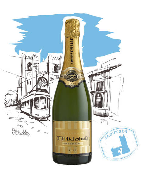 Mumm champagne - exclusif