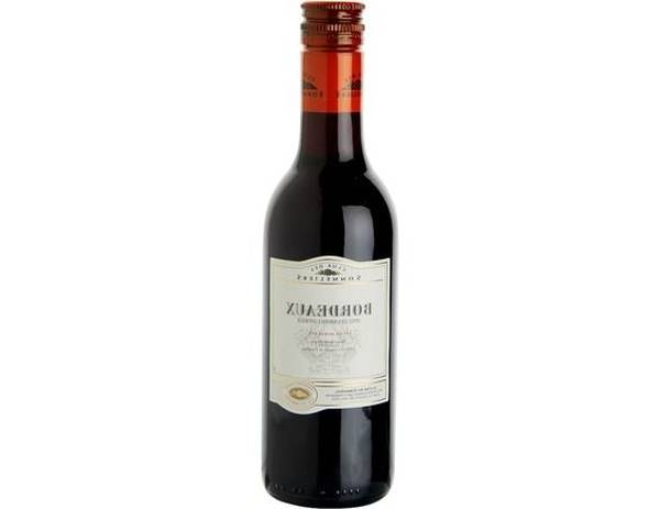 Vin bordeaux rouge - disponible
