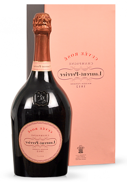 Champagne billecart salmon rosé - disponible