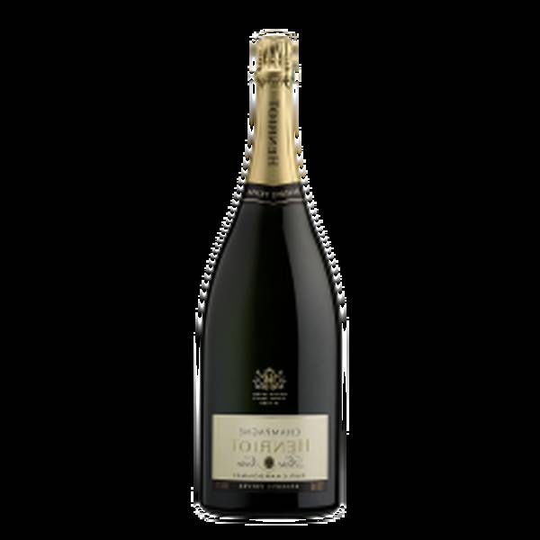 Champagne brut rose - disponible
